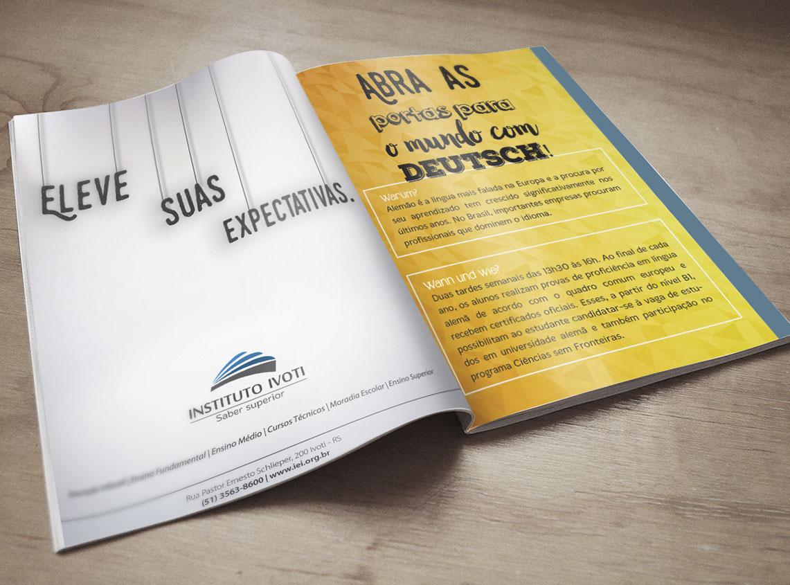 Anúncios Isei