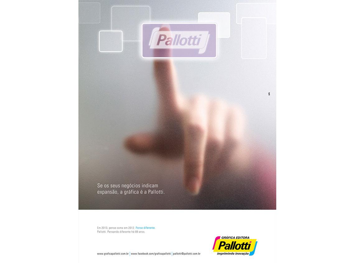 Anúncio Pallotti