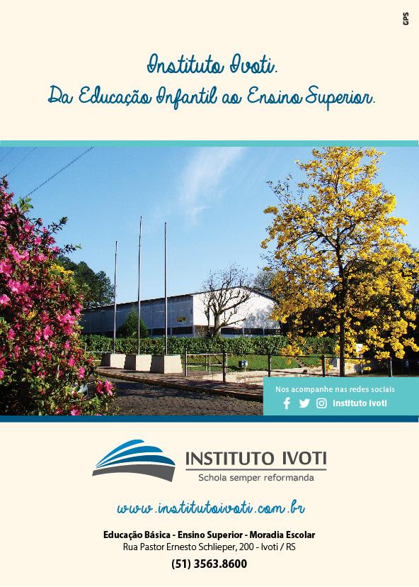 Da Educação Infantil ao Ensino Superior – Instituto Ivoti