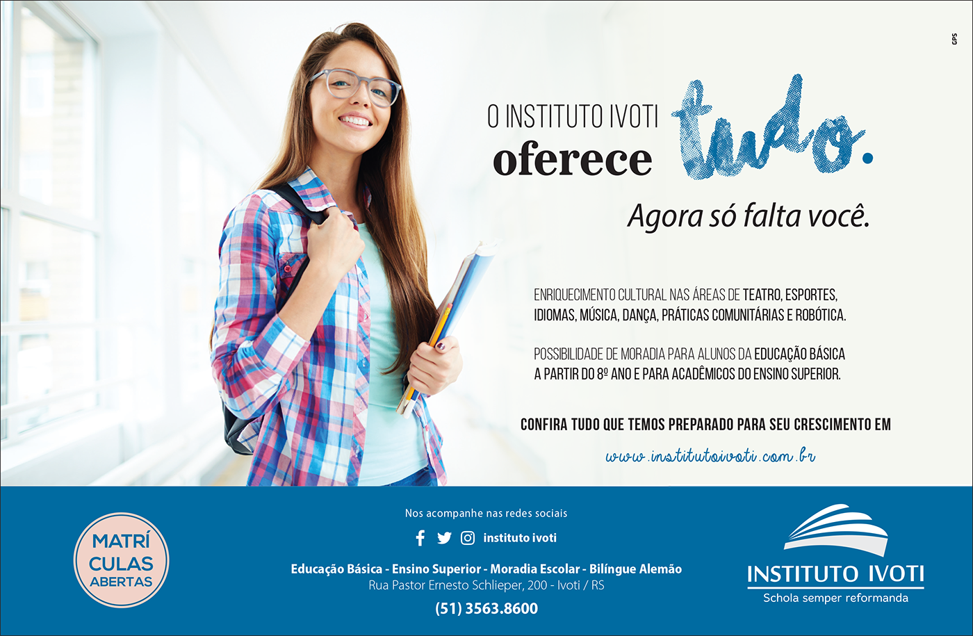 Campanha TUDO – Instituto Ivoti