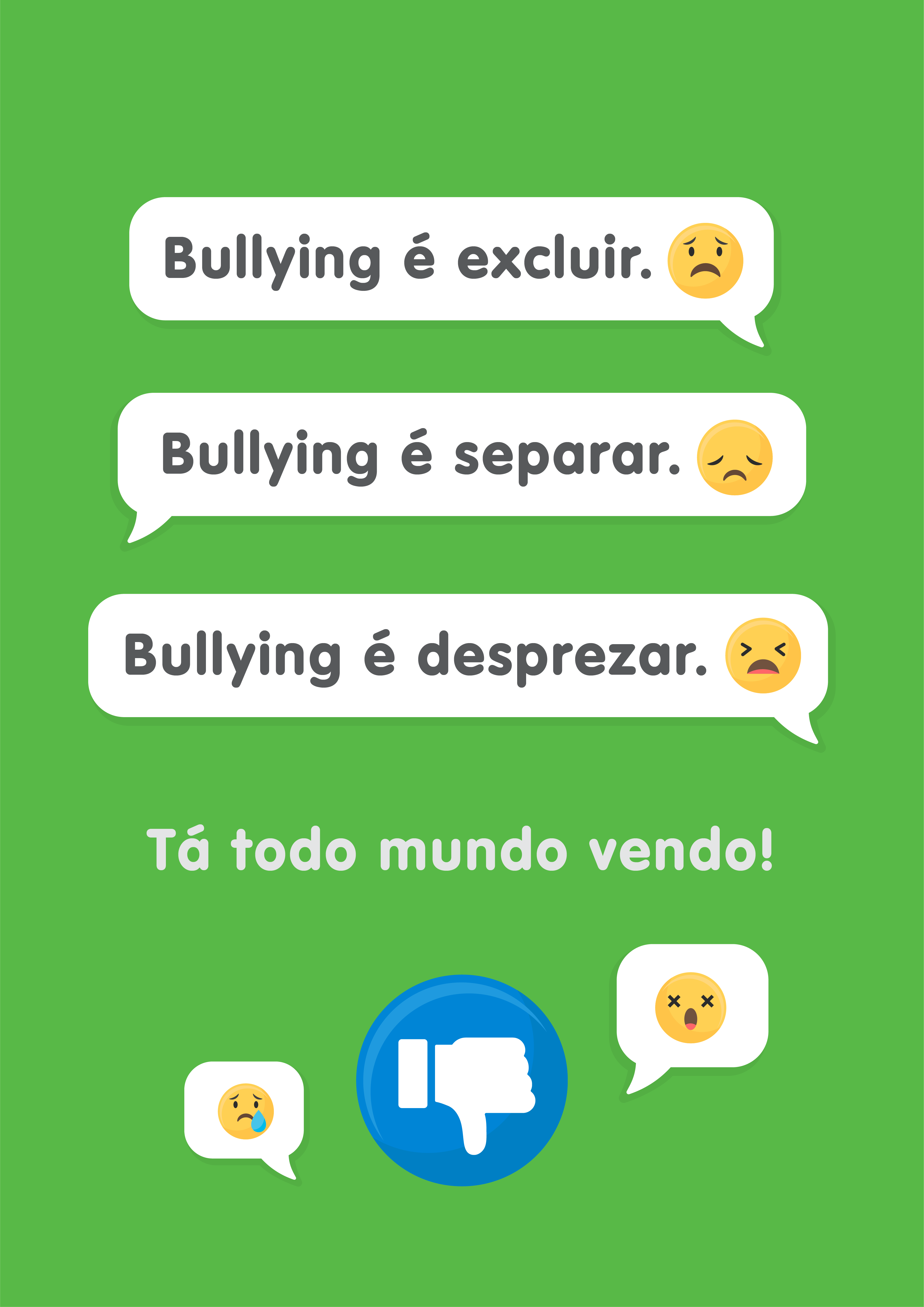 Identidade Visual Sinodal – Bullying